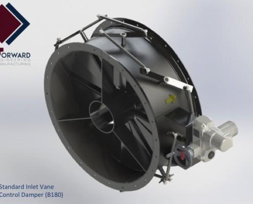 Forward Engineering Amp Manufacturing Fan Inlet Vane Control