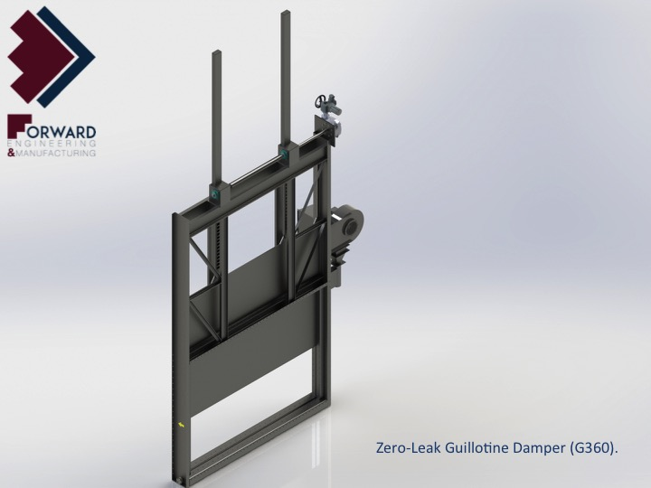 Rack And Pinion Leak >> Forward Engineering & Manufacturing | Zero Leak Guillotine ...